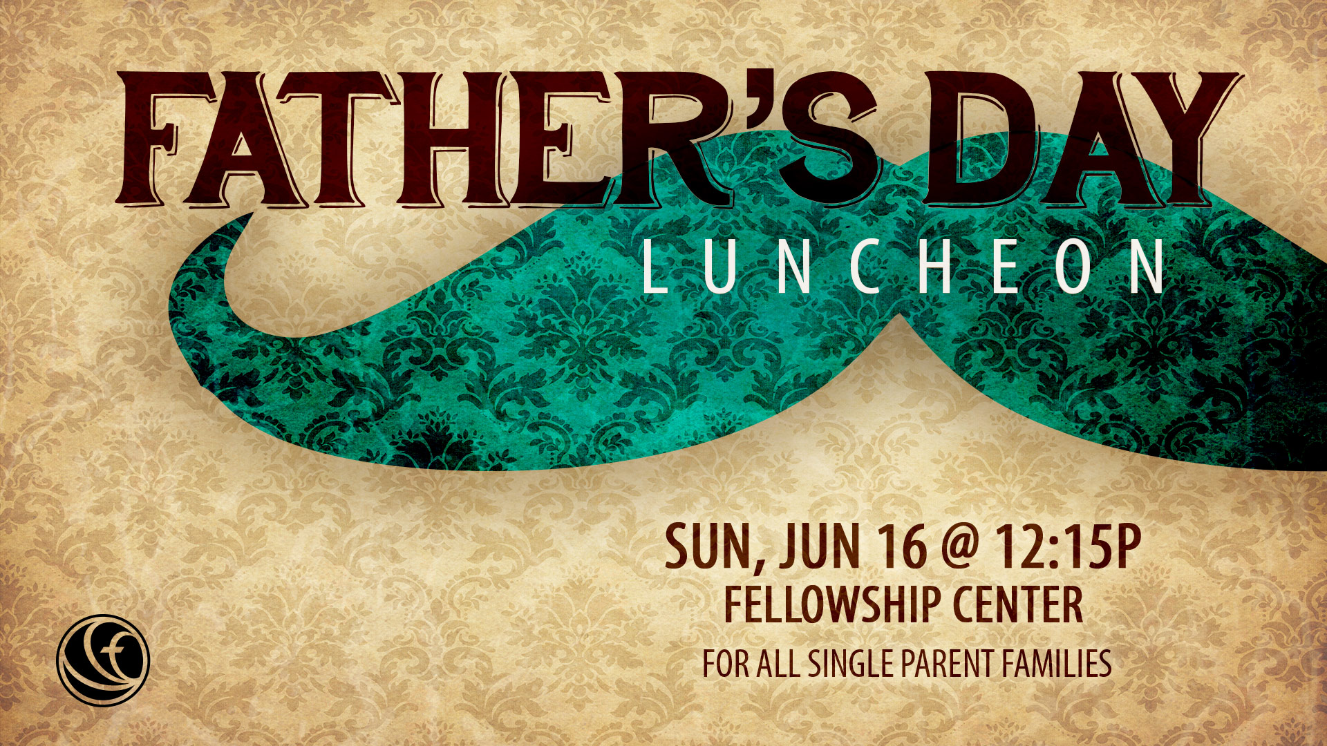Church Luncheon Father's day luncheon