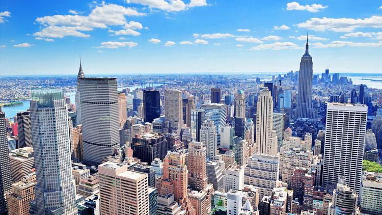 New York City, New York - 2014